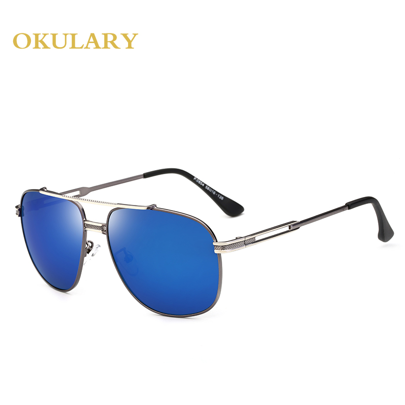 Polarized Sunglasses New 2017 Sunglasses Men Steampunk Sun Glasses Oculos De Sol Feminina Vintage Retro Glasses Men Fashion 0882