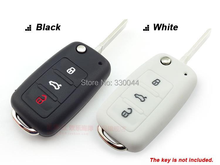 Высококачественный силиконовый для ключа автомобиля чехол для сиденья Alhambra Ибица Леон пульт дистанционного ключа брелок авто аксессуары на кольцо для ключей