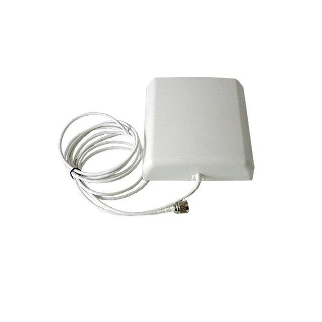 Gsm 3 г внутри 9dBi высоким коэффициентом усиления панели направленная антенна 800 - 2500 мГц для сотового телефона со 5 м кабель