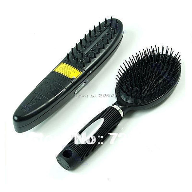 Laserbehandlung Energie Wachsen Kamm Kit Stop Haarausfall Heißer Nachwachsen Therapie New-B118