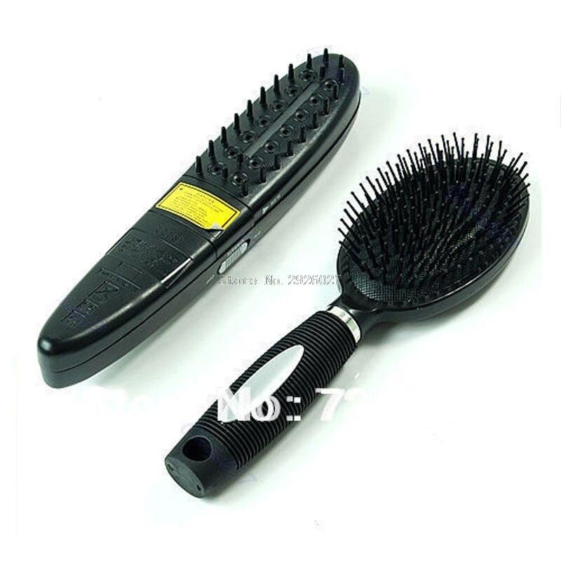 Traitement au laser Power Grow Comb Kit de Stop Loss Cheveux Repousse Thérapie Chaude Nouveau-B118
