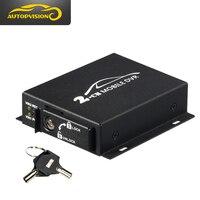 2CH MINI dvr móvil de la ayuda 128 GB SD Card grabación de vídeo 2ch registro espectáculo monitor de taxi bus vehículo DIY instalar Video record