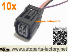 longyue 10pcs universal 4 way sensor repair connector wiring harness 6 _220x220 popular wiring harness repair buy cheap wiring harness repair lots how to repair a wiring harness at honlapkeszites.co
