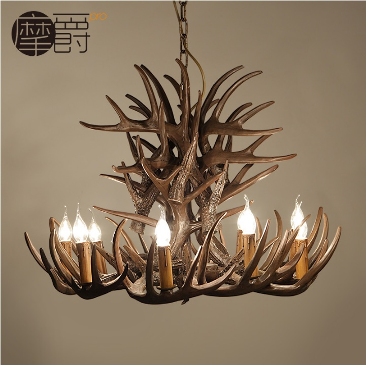 Antler Cascade Reproduction Whitetail Antler Chandelier with Down Lamp lewis petrinovich human evolution reproduction