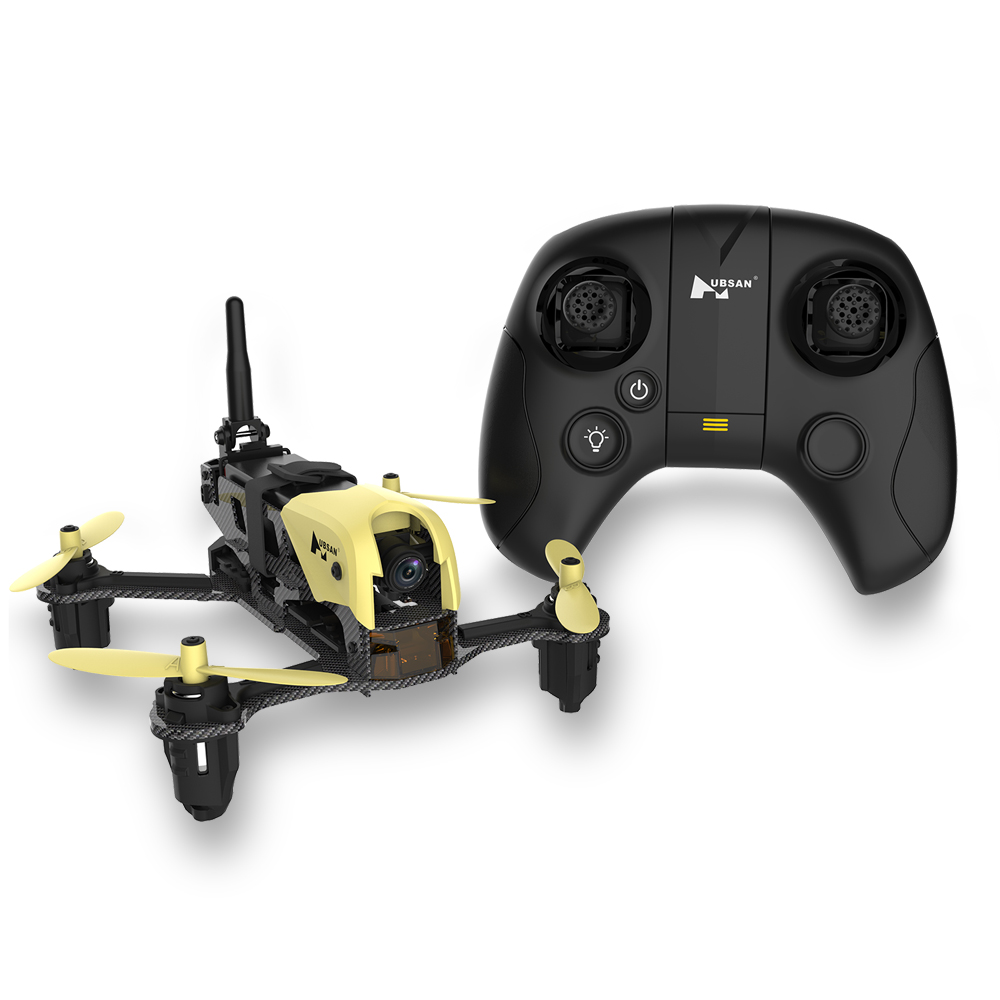 HUBSAN H122D X4 Frame Kit Mini RC <font><b>Racing</b></font> <font><b>Drone</b></font> 5.8G <font><b>FPV</b></font> 720P HD Camera Coreless Motors Carbon Fiber Frame Micro Quadcopter image