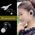 Новые 1 шт. Мини Bluetooth V4.1 Беспроводной In-Ear Наушники наушники Горячая Всему Миру