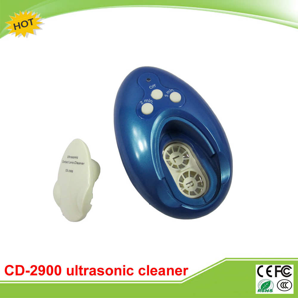 CD-2900 ultrasonic cleaning machine contact lens ultrasonic cleaner