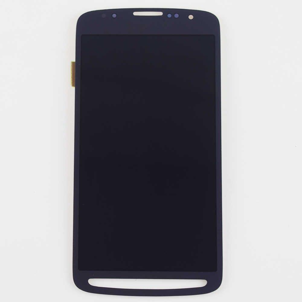 لسامسونج غالاكسي S4 نشط i9295 شاشة إل سي دي باللمس شاشة مجموعة رقمية لسامسونج i537 I9295 استبدال العرض