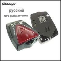 Russian Version Car Radar Detector GPS Pre Warning Data Full Frequency Speed Radar
