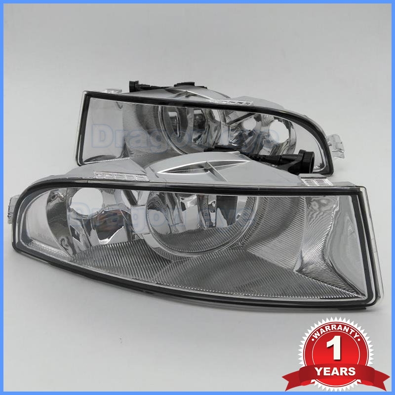 ФОТО Free Shipping For Skoda A6 MK2 FL 2009 2010 2011 2012 2013 New Front Halogen Fog Light Fog Lamp Left And Right Side