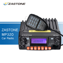 ZASTONE MP320 Car Walkie Talkies 20W VHF UHF 136-174 400-480MHz 460-520MHz Car Radio Communication Two Way Radio Transceiver