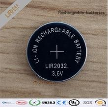 Li-on Battery for Coin