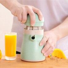 Portable Hand Mini Juicer Penguin Multifunctional Orange Lemon Wheat Straw Manual Citrus Juice Machine Kitchen Appliances