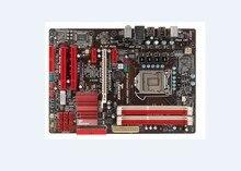 Free shipping original motherboard for Biostar TP55 LGA 1156 DDR3 for i5 i7 cpu 16GB USB2.0 P55 ATX Desktop motherboard