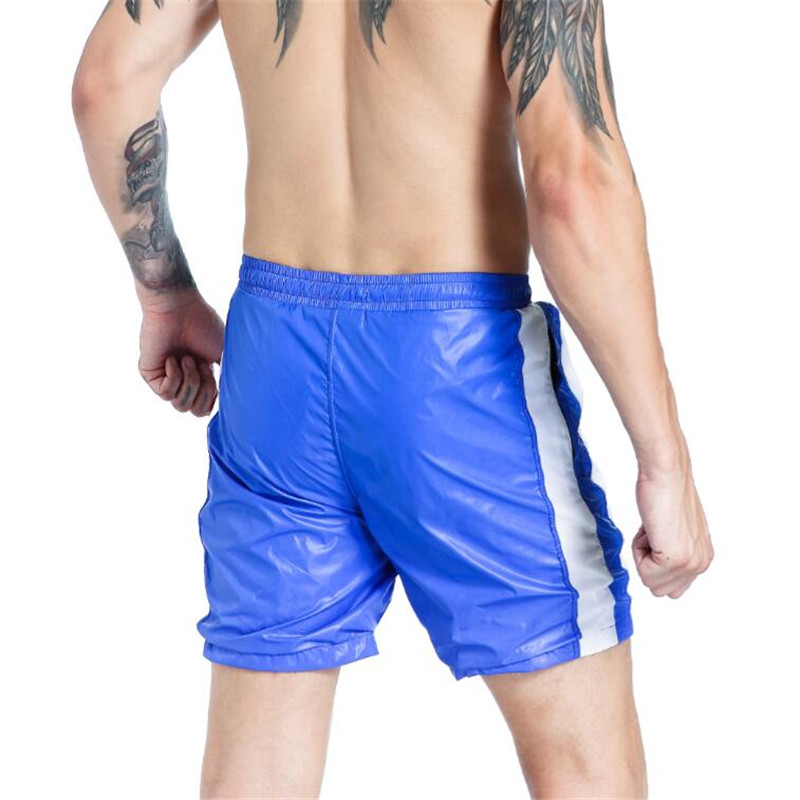 Topdudes.com - Men's Fashion Quick-drying Beach Short Pants Patchwork Board Shorts