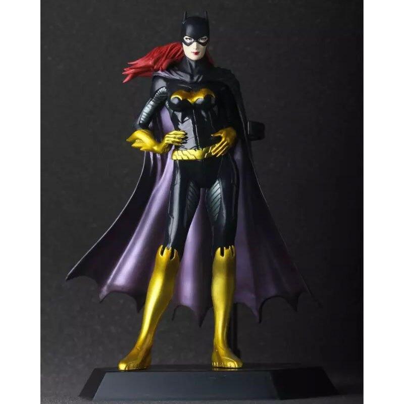 Batman Batgirl Batwoman Doll 1/8 scale painted figure PVC ACGN Action Figure Collectible Model Toy 18cm KT075 neca marvel legends venom pvc action figure collectible model toy 7 18cm kt3137
