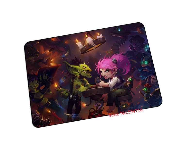 hearthstone mouse pad hot sales gaming mousepad Wholesale gamer mouse mat pad game computer desk padmouse keyboard play mats