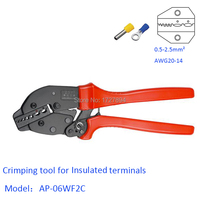 Hot Sale AWG22 10 20 13 0 5 2 5 0 5 6 0mm2 Wire Crimping
