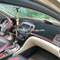 Carro-styling Dashmats acessórios tampa do painel para Buick Regal gs 2010 2011 2012 2013 2014 2015 2016