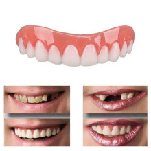 False Tooth Stickers Simulation Teeth Whitening Dentures Paste Braces Upper Tooth Cover Tool Perfect Smile Comfort Teeth Veneers beauty health care teeth braces for correction of teeth for bad teeth give you perfect smile veneers