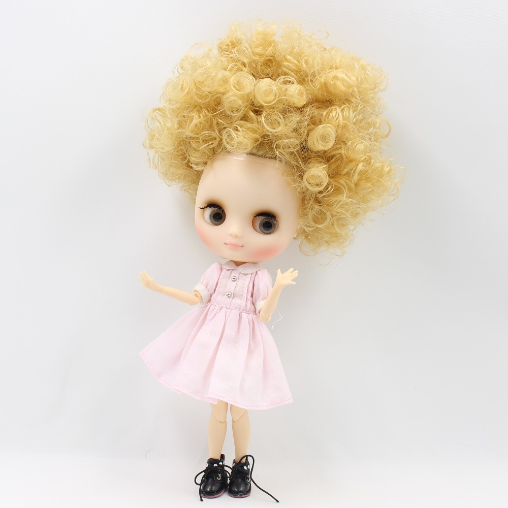 Sister Blythe Dolls Afro Hair 10 Options 9