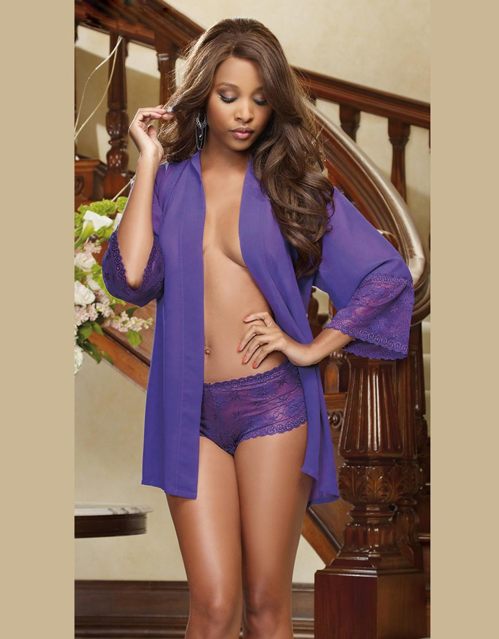 Online Get Cheap Ladies Black Pajama Dress -Aliexpress.com ...