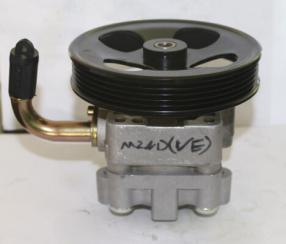 New Power Steering Pump ASSY w/pulley For Mitsubishi 4G63 MR403335 MR403137|assis| |  - title=
