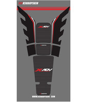 3D Motorcycle Tank Pad Decal Protector stickers fit for HONDA XADV X ADV
