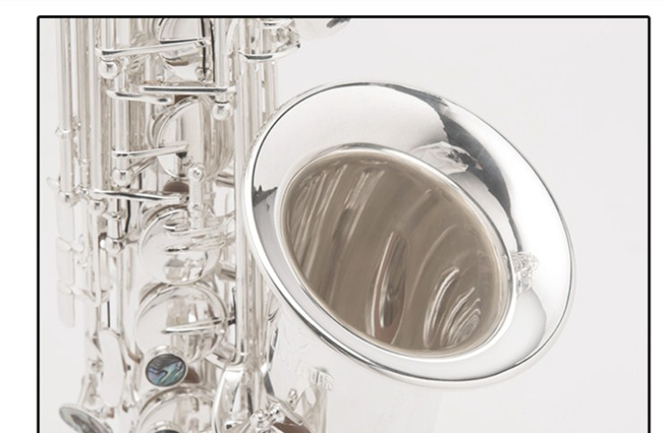 2018 France Salma 80 series Alto and Tenor saxophone E flat B tune musical instruments silver plated play music Free Shipping music instruments france 54r alto saxophone e flat alto saxophone black nickel play professional brass saxophone free shipping