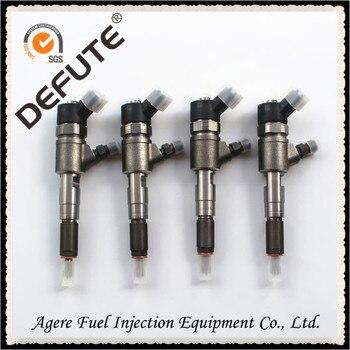 Injecteur à rampe commune 0445110486 intégré F00VC01365