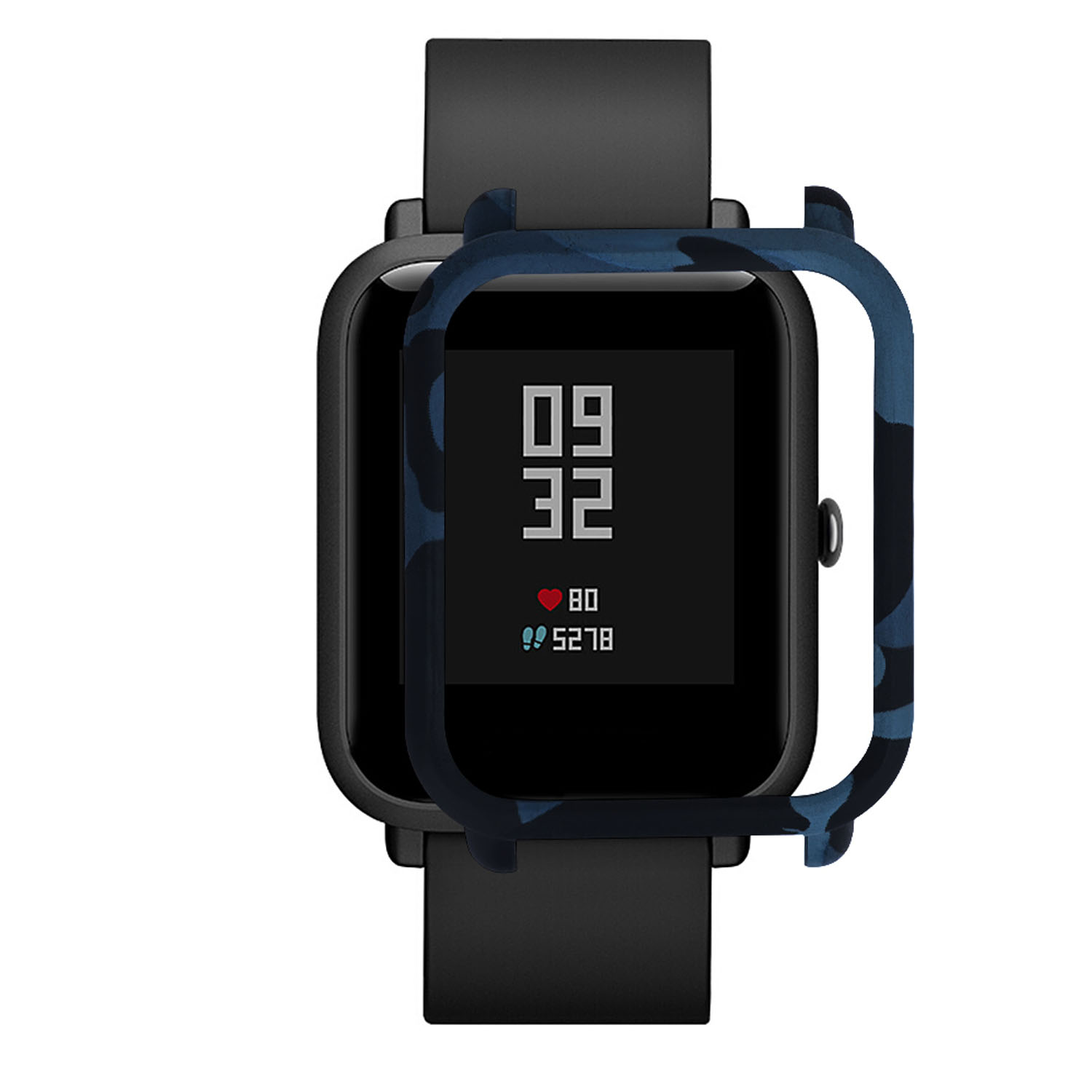 Gosear Protective Frame Case Protector Cover Shell Dust proof Anti scratch Accessories for Xiaomi Huami Amazfit Bip Youth Watch in Smart Accessories from