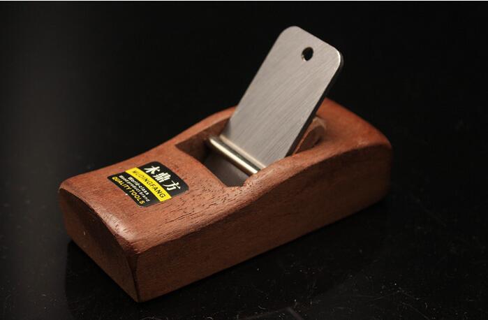 Бесплатная Доставка 1 шт. дома деревообрабатывающие DIY хороший помощник Руководство древесины рубанок, ручной строгания древесины машина