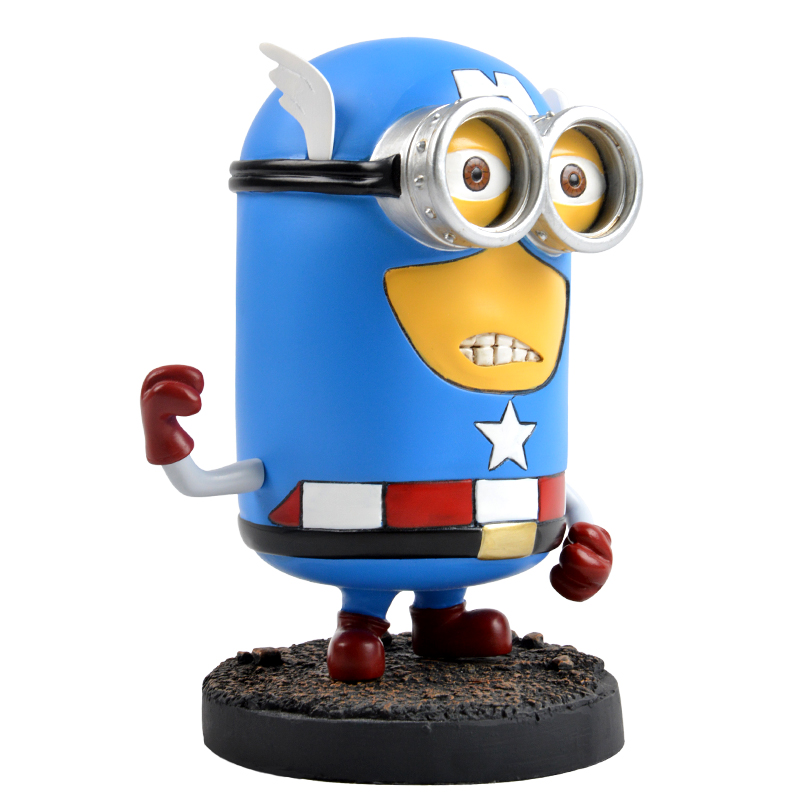 top 10 iron man minions pvc ideas and get free shipping