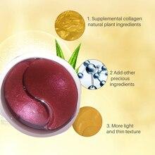 240pcs Collagen Serum Eye Gel Mask