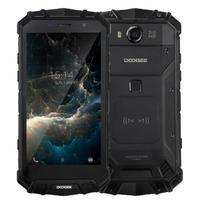 Doogee S60 5.2 дюймов fhd IP68 смартфон helio P25 Восьмиядерный 6 ГБ 64 ГБ Android 7.0 21.0MP OTG NFC беспроводной зарядки Touch ID телефон