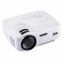 AM01S Mini Projector 1400 Lumens LED Multimedia Video Projector Android 4 4 HD Home Theater Quad