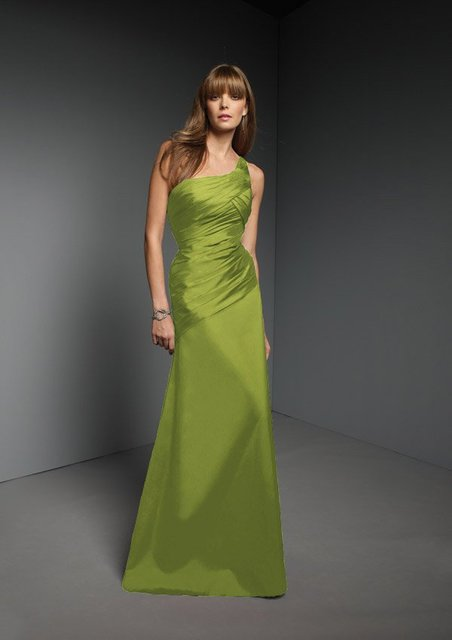Free shipping new arrive taffeta one-shoulder bridesmaid dresses  new style  bridesmaid dresses  83a05cdc43a3