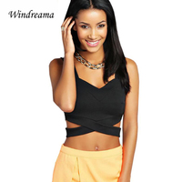 New Fashion Women Sexy Bralet Bustier Crop Top Slim Blusa Fitness Bra Tank Tops Sport Corset