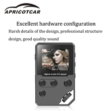 Car MP3 Lossless Music Player Student Mini Walkman Card MP4 Electronic Recording Pen DSD Has A Screen Video Watch Multi-function