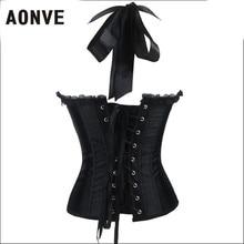 Bow / Zipper Corset