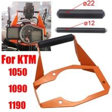 Motorfiets Standhouder Telefoon Mobiele Telefoon GPS Plaat Beugel Voor KTM 1050 1090 1190 Adventure ADV