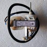 Refrigerator Parts Radiator Cooling Fan Motor EM2513LN 220 240V 25mm Shaft Length