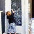 45*200 cm Adesivo de Parede Quadro Pintura Grafite cultivar Crianças DIY Crianças Quarto Removível Decor Mural Art Decalques