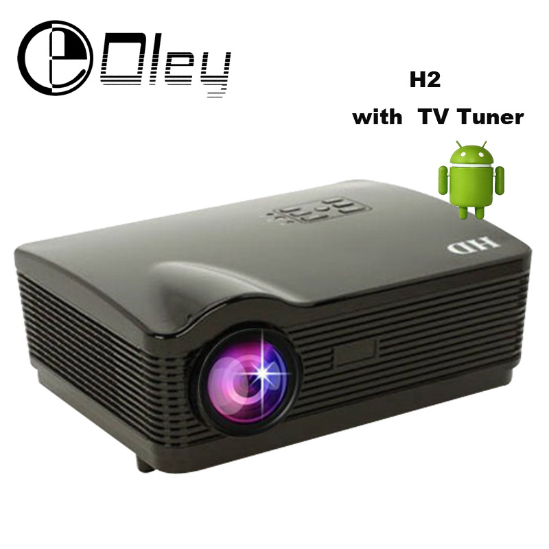 5500 Lumens Smart Lcd Tv Led Projector Full Hd Support: Aliexpress.com : Buy OLEY 5500Lumens Full HD Android 4.4