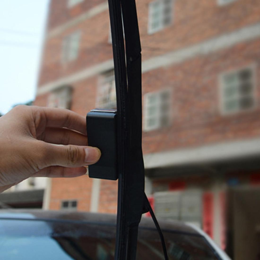 CAR-partment Universal Auto Car Vehicle Windshield Wiper Blade Refurbish Repair Tool Cleaner Windshield Scratch Repair Kit