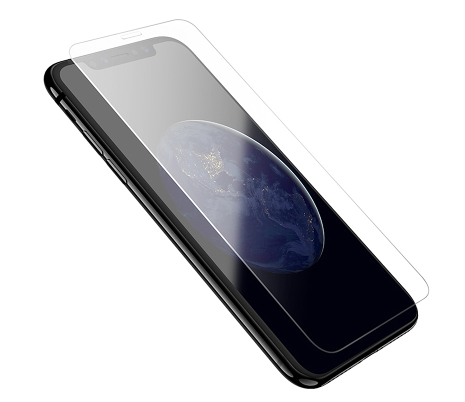 HOCO for Apple iPhone X Full Tempered Glass Film Screen Protector Protective Full Cover Touch Screen Protection for iPhone XS
