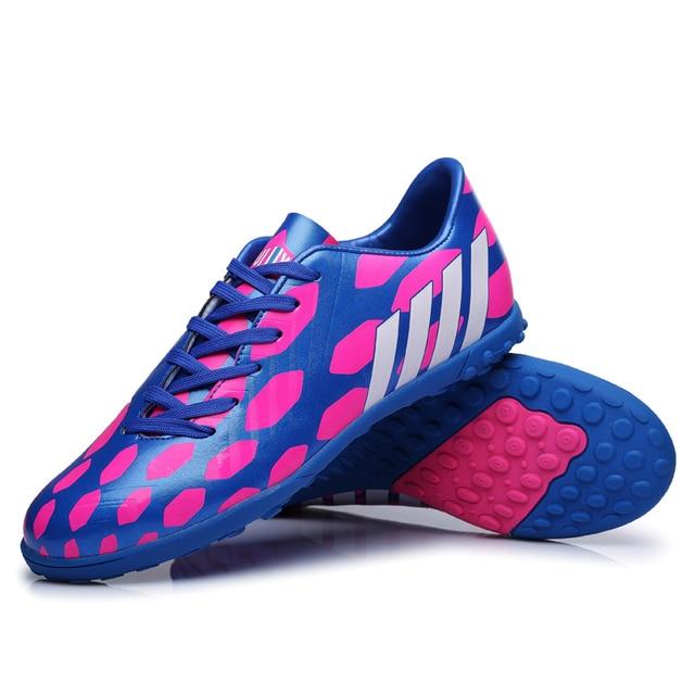 5ac7737c0f143 Exterior deportivas chicos zapatos de fútbol zapatillas de futbol sala botas  hombre zapatos de fútbol younth
