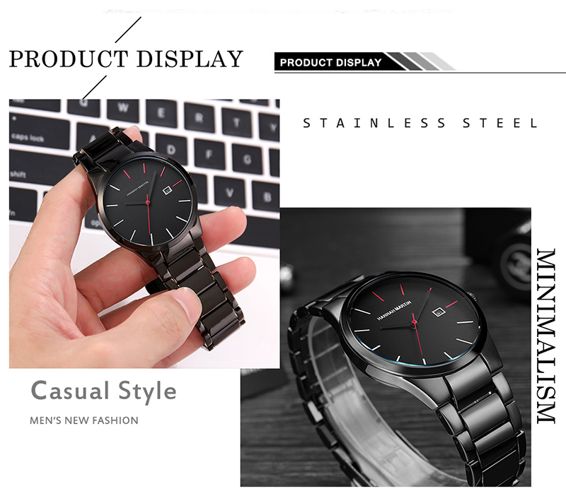 men watch 2018 luxury brand 8106