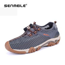 2016 the latest 3 color low-cut Hiking shoes Wear-resistant and comfortable Hiking shoes for men 25195