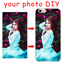 DK Customized DIY Printed Photo Phone Cover Case for Apple iphone 11Pro MAX 6 6s 7 8plus 5s X XS XR XSMax painting PC cases